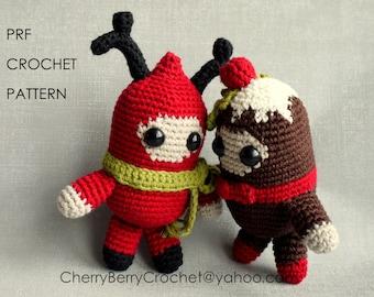 Christmas Spirits  PDF crochet pattern toy