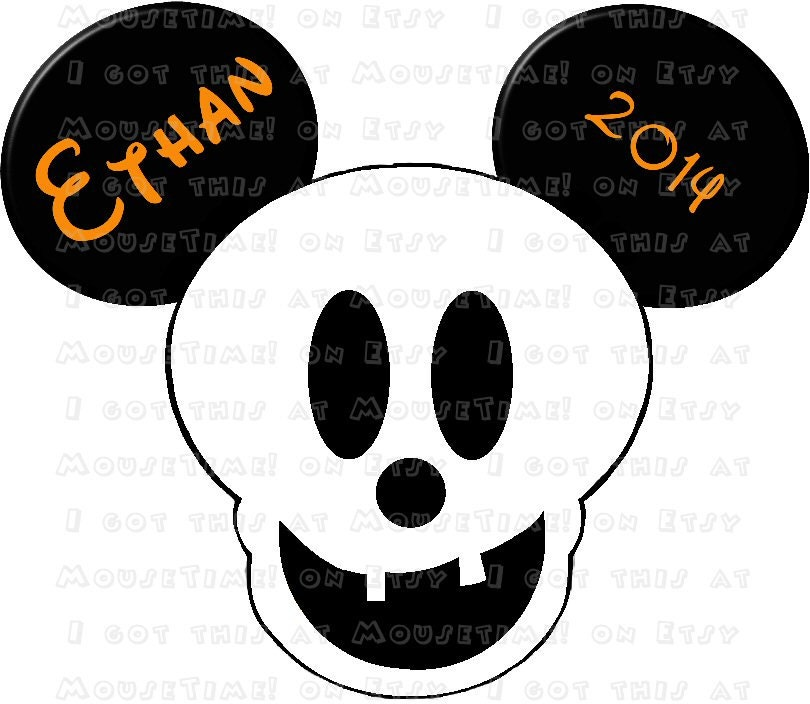 eb0cc8b9b70cc Expecting Daddy Beer Belly Skeleton Pregnancy Maternity Baby Skeleton Iron  On: IRON-ON Halloween Silly Skeleton Ears Mickey FOUR Colors