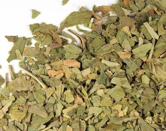 Ginkgo Leaf 1 oz. (Ginkgo Biloba) cut & sifted