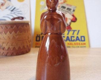KNABSTRUP Keramik Denmark figurine // Vintage danish figurine mid century