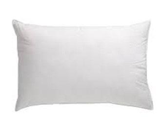 """18x36"""" Pillow Insert, Pillow Form, Rectangle Pillow, Lumbar Pillow, Inside Pillow, Indoor, Outdoor Pillow."""