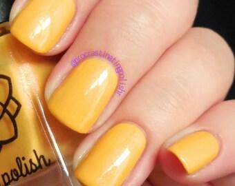 Hibiscus Indie Nail Polish