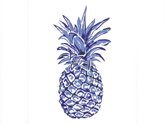 items similar to pineapple temporary cute arm tattoo design t7 on etsy. Black Bedroom Furniture Sets. Home Design Ideas