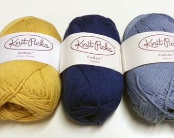 Knit Picks CotLin Knitting Yarn