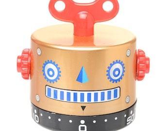 GOLD ROBOT TIMER