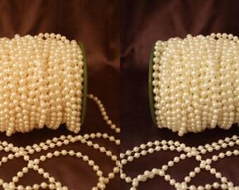 6mm Pearl String 5 meters long