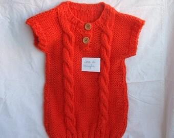 girl wool dress