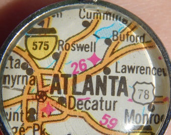 Atlanta Pendant Necklace