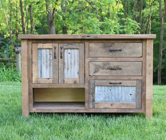 reclaimed wood bathroom cabinet rustic vanity 48 reclaimed barn wood vanity w barn 25136
