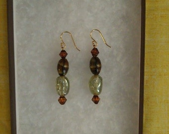 Neutral Colors Earrings
