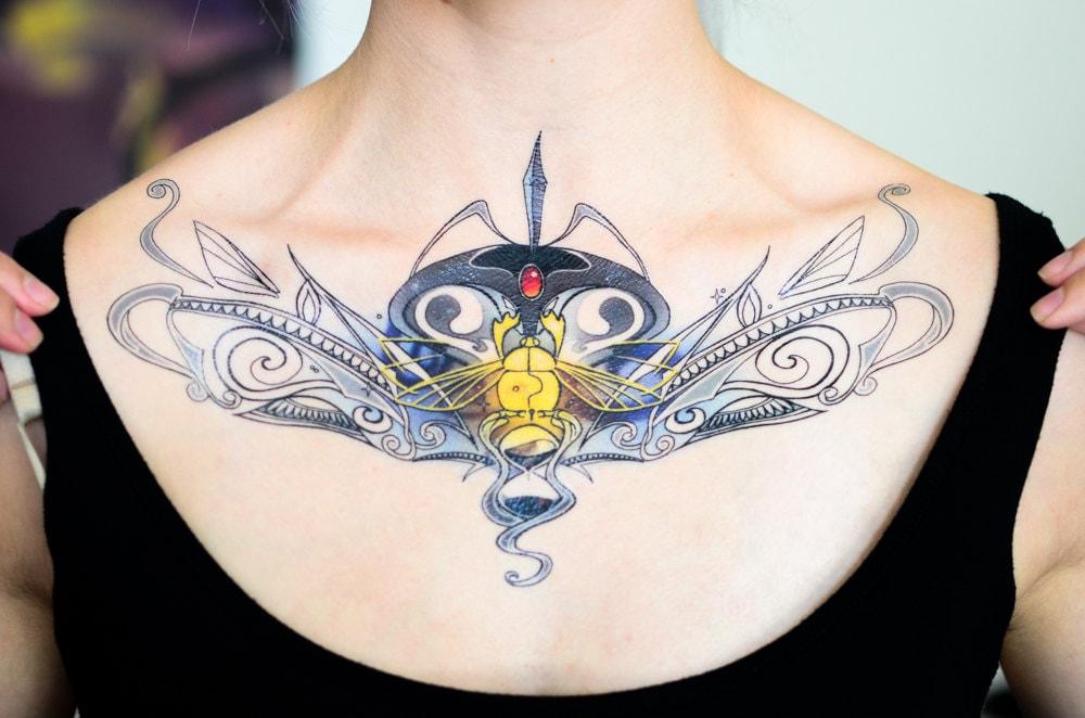 Items similar to jafar inspired aladdin temporary tattoo for Aladin tattoo salon