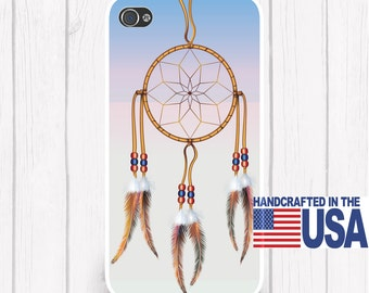 Dream Catcher Personalized Phone Case Ombre Sky  iPhone 5 iPhone 5S iPhone 5C iPod Samsung iPhone 4/4S iPhone 6 iPhone6