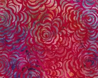 Robert Kaufman Artisan Batik Spring Mod 2 Blossom Batik Fabric by the Yard AMD-14316-106