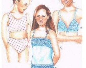 Ezi Sew Girl's Lingerie Pattern