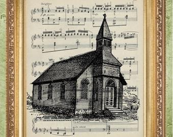 Church Art Prints Religious Prints Dictionary Art Prints