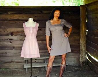 Sew Liberated Ashland Dress pattern
