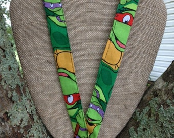 Half Shell Hero NINJA TURTLES Lanyard