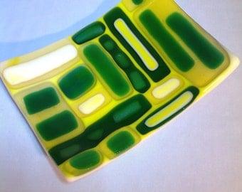 Plate Glass Mosaic (free shipping)