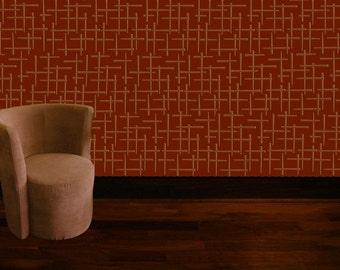 Wall Stencil/ Wall Decor - Imperial Stencil