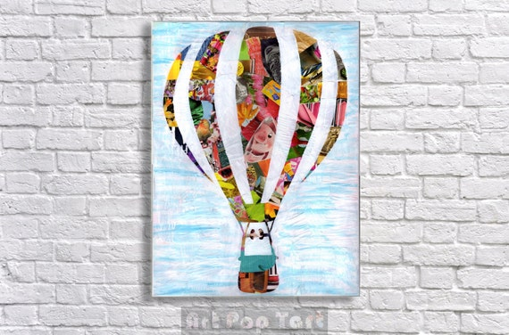 Hot Air Balloon Decorations Mother's Day Gift Hot By