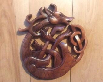 Celtic deer knot