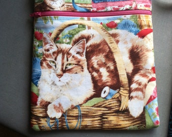 Cat Lovers Messenger Bag