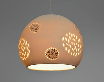 Lighting. Ceiling light. Hanging pendant light. ceramic hanging lamp.