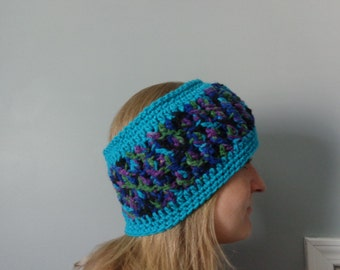 Seasonal Bliss Crochet Headband