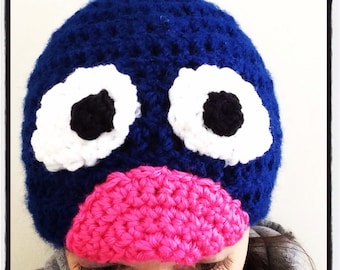 Grover Hat