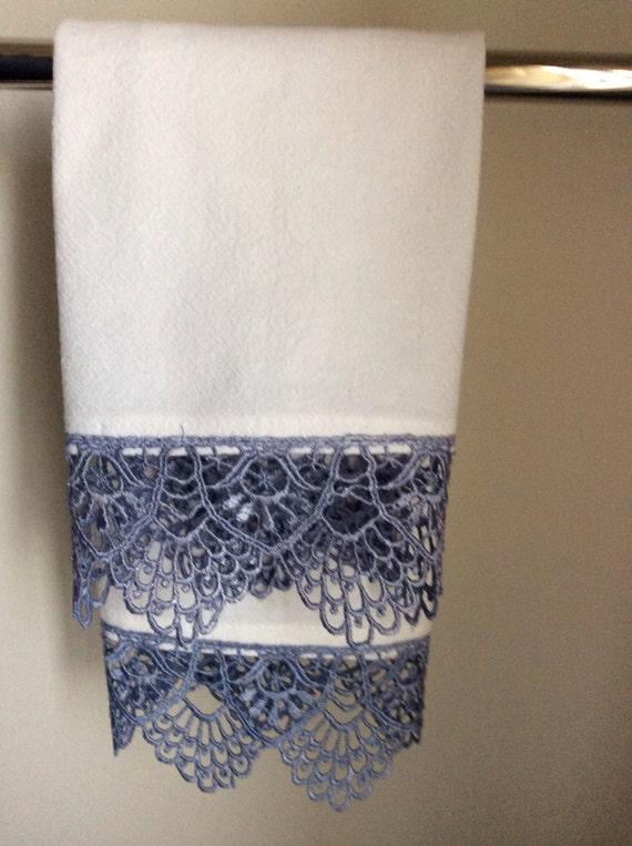 Decorative Bathroom Towel