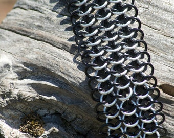 Euro 4-1 Lg Chainmaille Bracelet