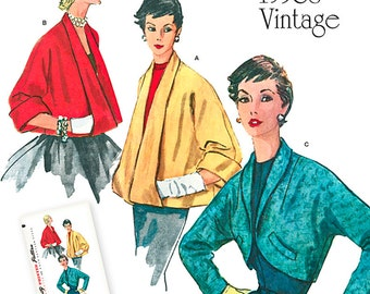 Simplicity Sewing Pattern 1319 Misses' Set of Jackets