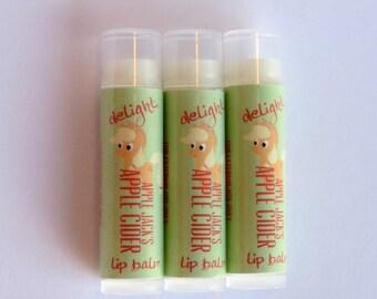 Apple Jack's Apple Cider Lip Balm - Single Tube