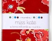 Miss Kate Charm Pack  Moda