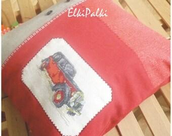 Cover for a pillow / Чехол для подушки