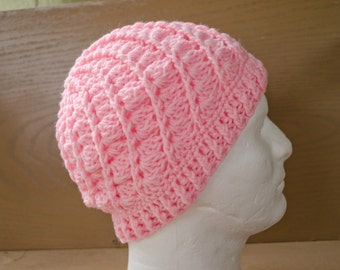 Pink Sluch Beanie