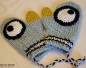 Don't Let the Pigeon Wear Your Mittens! (Mo Willems Pigeon Mittens)
