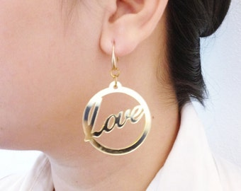 Super Love - Earrings