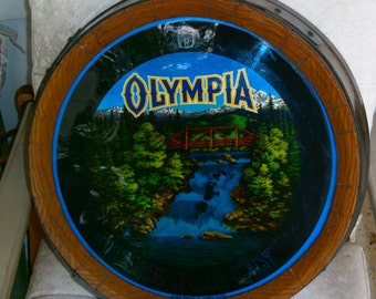 Popular Items For Olympia Beer On Etsy