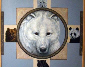 Bear Wheel