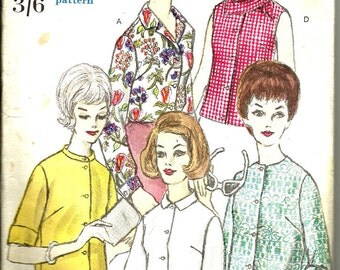 Original Vintage sewing pattern. Vogue 5632