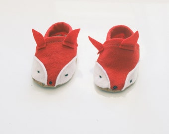 Baby Fox Shoes
