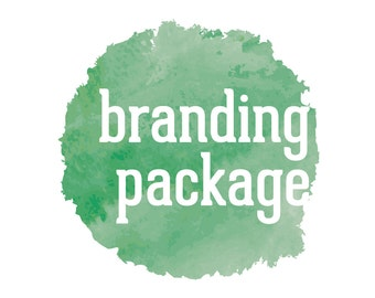 Branding Package - all you will ever need