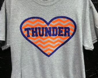 Women's Thunder Shirt