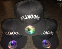 BROOKLYN snapback Brooklyn hat Brooklyn cap Beyonce Hat