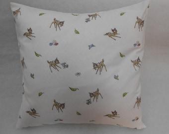 """Bambi Nursery Cushion Cover 40cm x 40cm (16""""x 16"""")"""