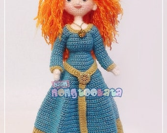 Merida,Triplets Pattern by nong
