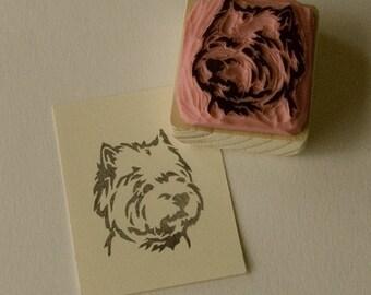Ref. 36 Westie / West Highland dog