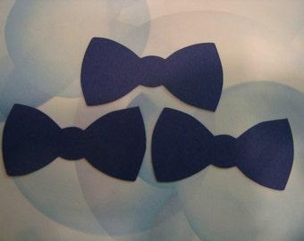 Bowtie Confetti, Birthday Confetti, Paper Confetti, Blue Confetti, Envelope Confetti, Wedding Confetti, Shower Confetti, Party Confetti