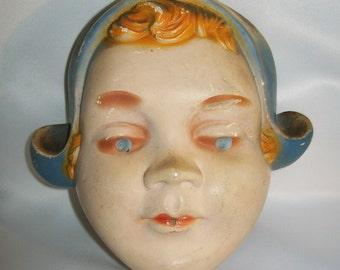 Stringholder Vintage Dutch Girl